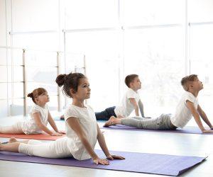 Mini Yoga (YogaKIDS)