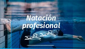 Natación profesional
